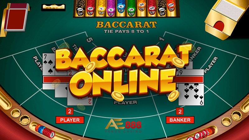 Baccarat trực tuyến uy tín - Đánh baccarat online trên mạng